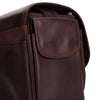 Oberwerth Wetzlar Medium Photo Bag - Cordura/Leather - Dark Brown/Dark Brown