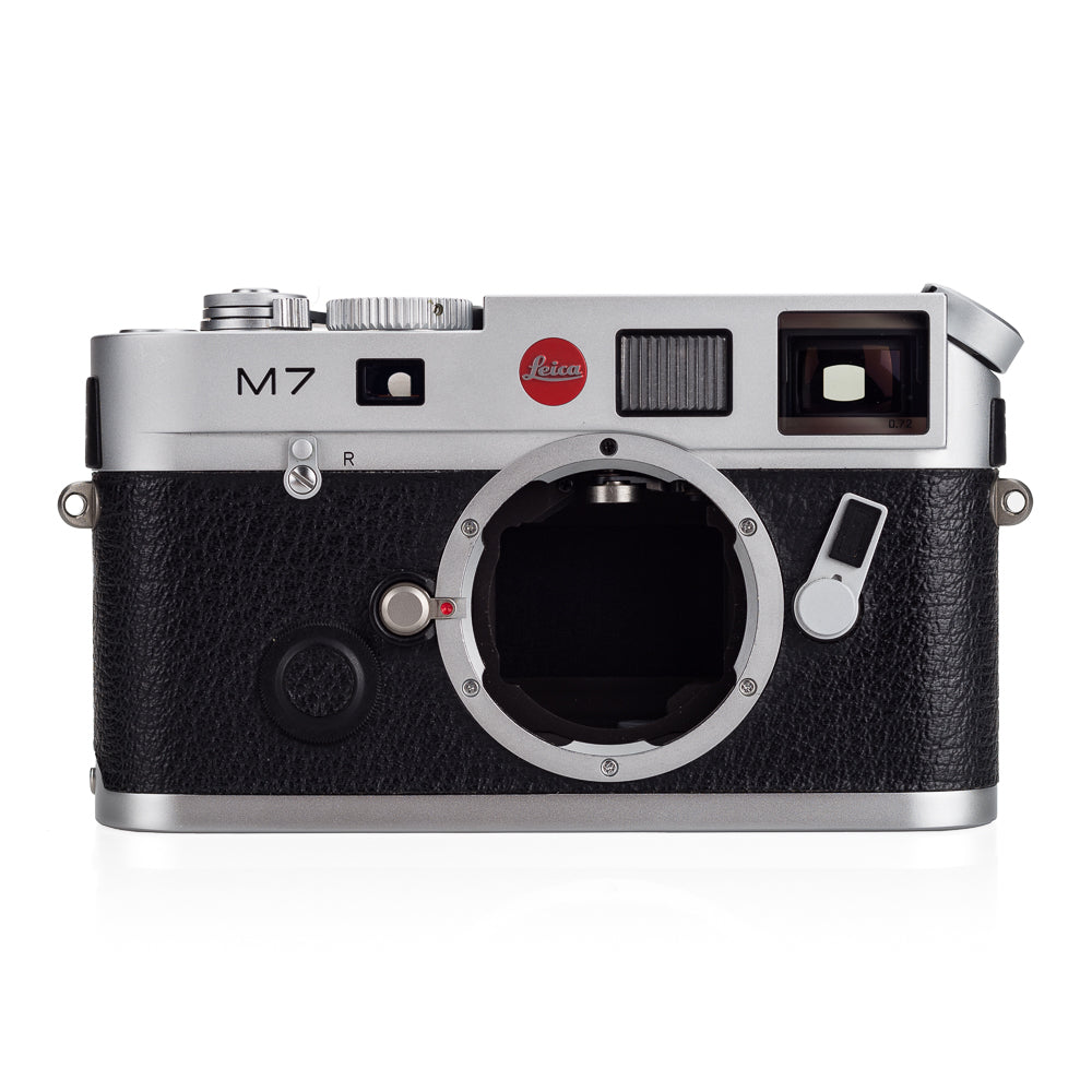 Used Leica M7 0.72, Silver