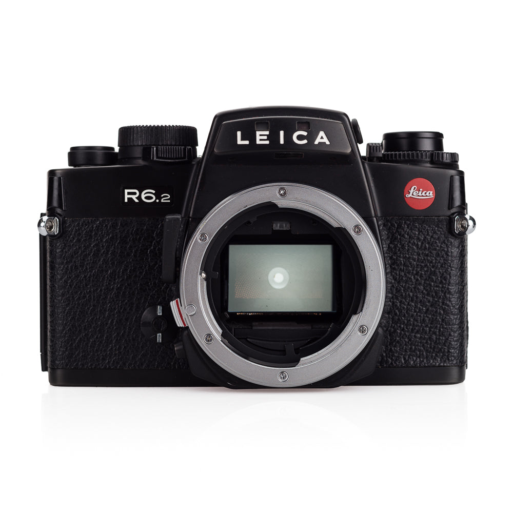 Used Leica R6.2, Black