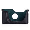 Arte di Mano Half Case for Leica M6/MP - Minerva Black with Black Stitching