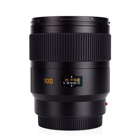 Certified Pre-Owned Leica Summicron-S 100mm f/2 ASPH (New Focus Motor)