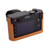 Leica Q2 Leather Protector, Brown