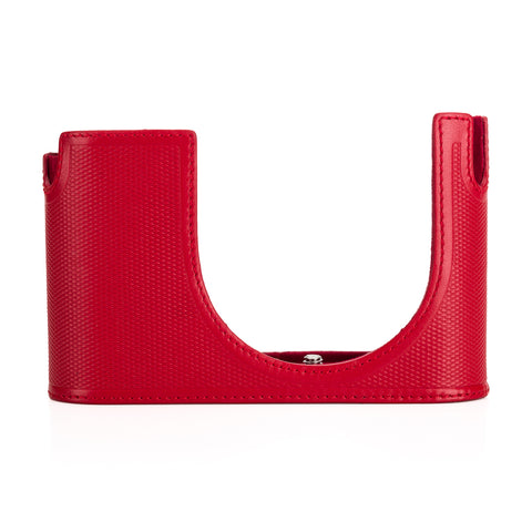 Leica Q2 Leather Protector, Red