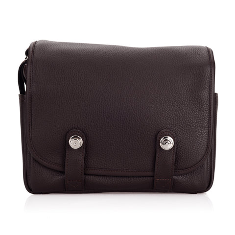 Oberwerth Harry & Sally Leather Camera Bag, Espresso