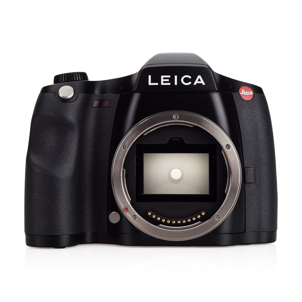 Used Leica S (Typ 007) - 2 Extra Batteries, Microprism - Recent Leica CLA