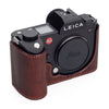 Arte di Mano Half Case for Leica SL (Typ 601) - Rally Volpe