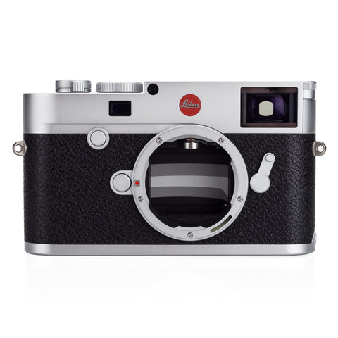 Used Leica M10, silver chrome
