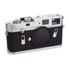 Used Leica M4, Silver - Recent YYE CLA - Grip & Meter MR