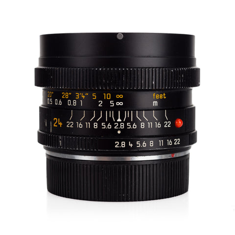 Used Leica Elmarit-R 24mm f/2.8 ROM