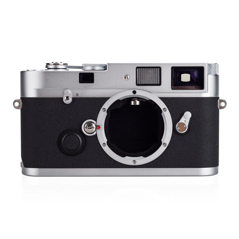 Used Leica MP 0.72, Silver Chrome