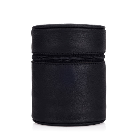 Leica Leather Lens Case for Summilux-M 50mm f/1.4 ASPH - Black Chrome (11688)