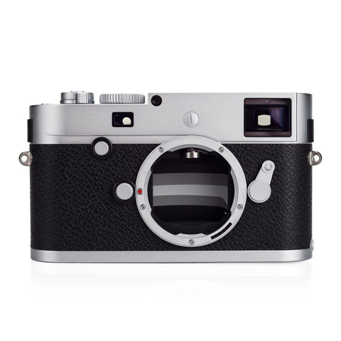 Used Leica M-P (Typ 240), Silver Chrome