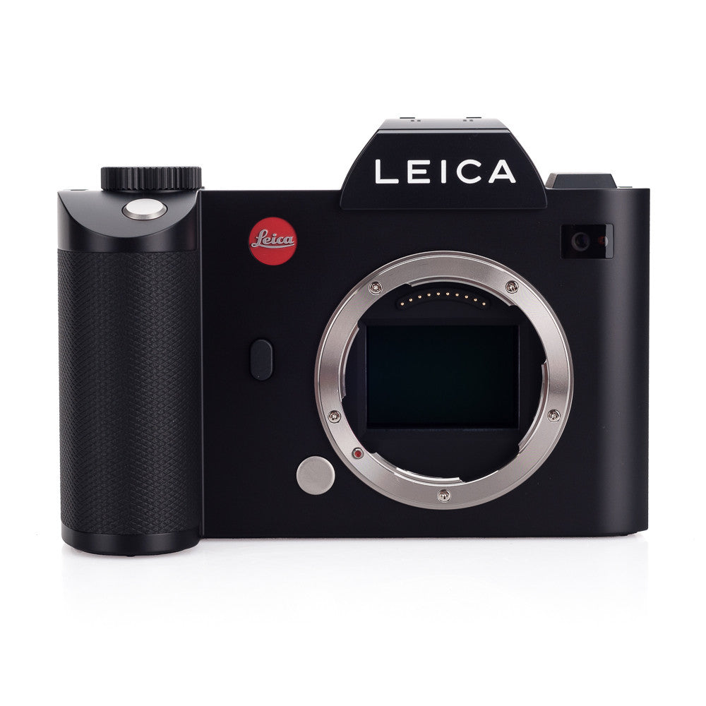 Certified Pre-Owned Leica SL (Typ 601), Black