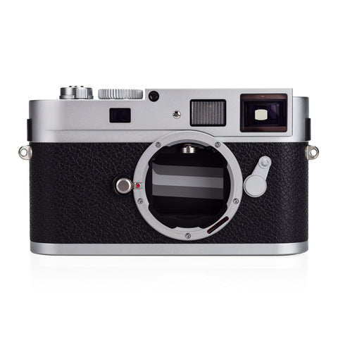 Used Leica M9-P, Silver Chrome - 9,291 Shots (New CCD)