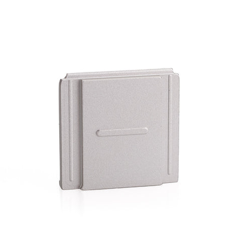 Leica T (Typ 701) Replacement Hot Shoe Cover - Silver