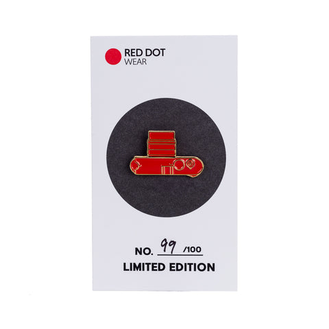 Leica M10 Lapel Pin - Limited Edition