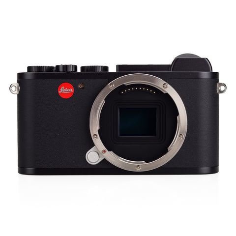 Used Leica CL, black with Extra Battery
