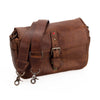 ONA Bowery Camera Bag - Antique Cognac, Leica Edition