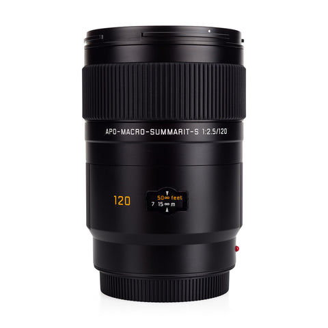Certified Pre-Owned Leica APO-Macro-Summarit-S 120mm f/2.5