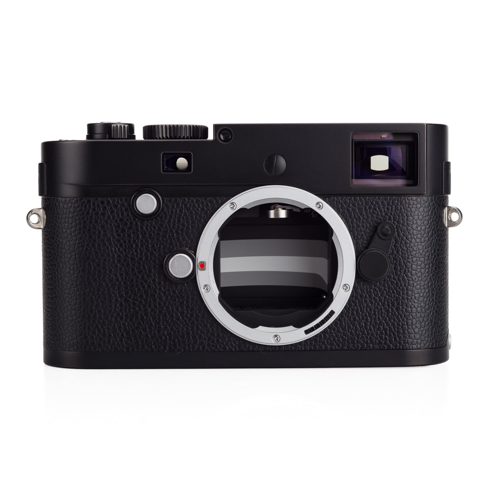 Used Leica M Monochrom (Typ 246), Black Chrome - Extra Battery, Thumbs Up