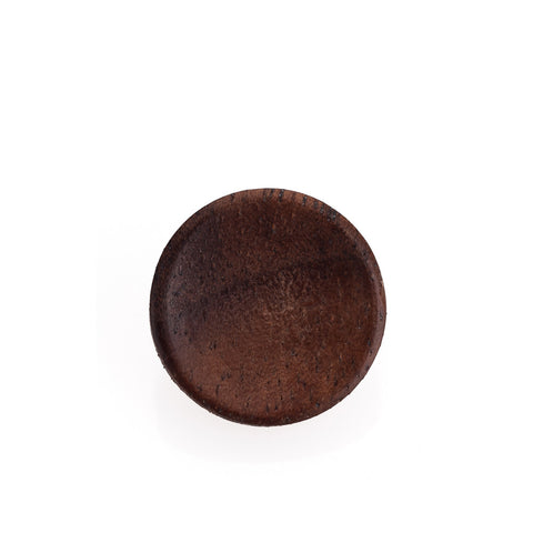 Artisan Obscura Figured Walnut, Large Concave Soft Release