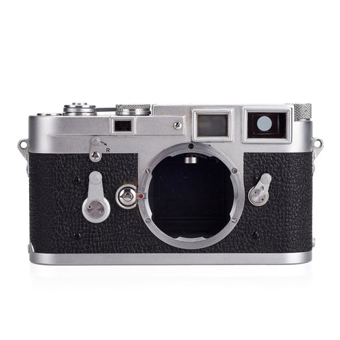 Used Leica M3 Double Stroke with Meter MC (1955) - Recent YYE CLA