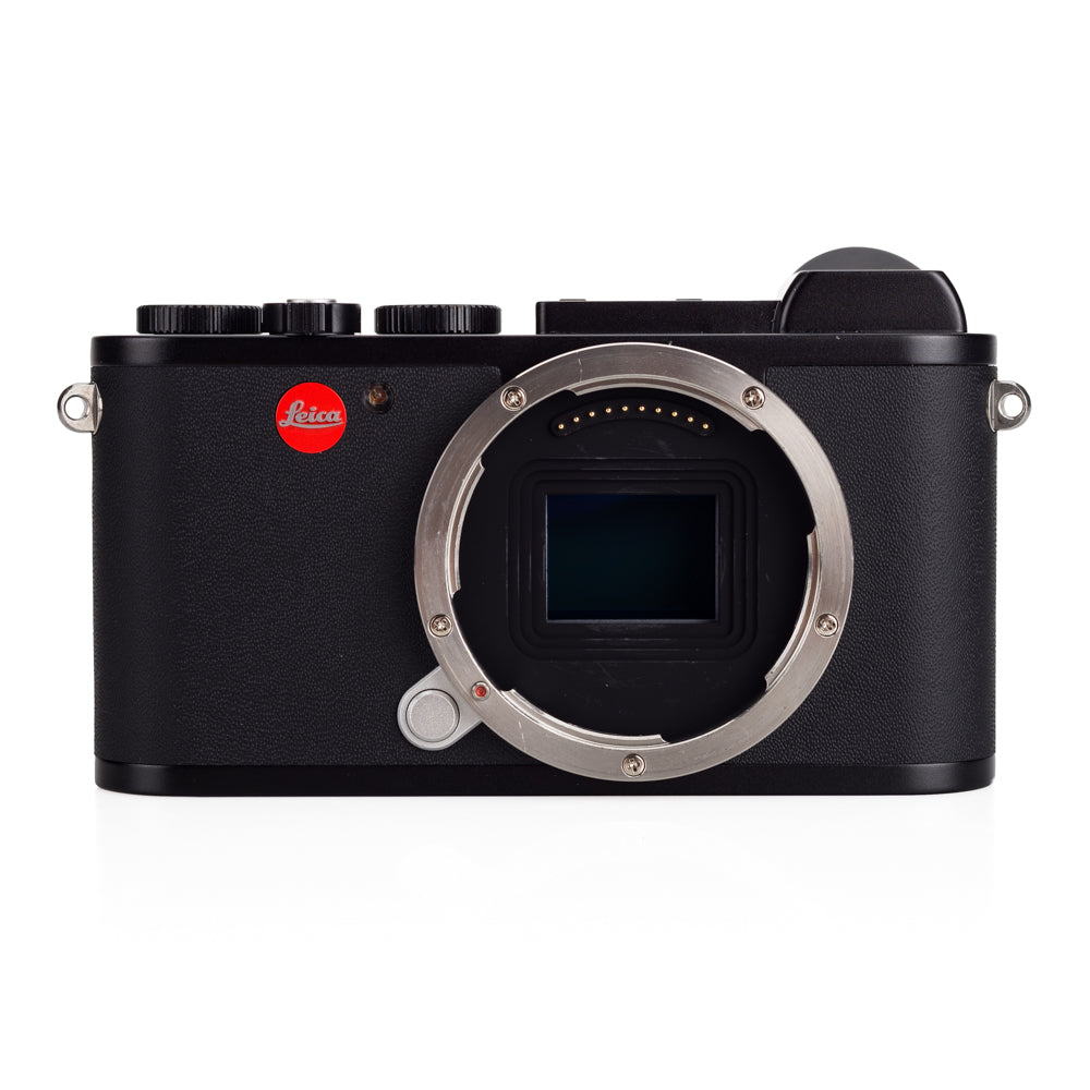 Used Leica CL Prime Kit with Elmarit-TL 18mm, Black - Extra Battery, Thumbs Up
