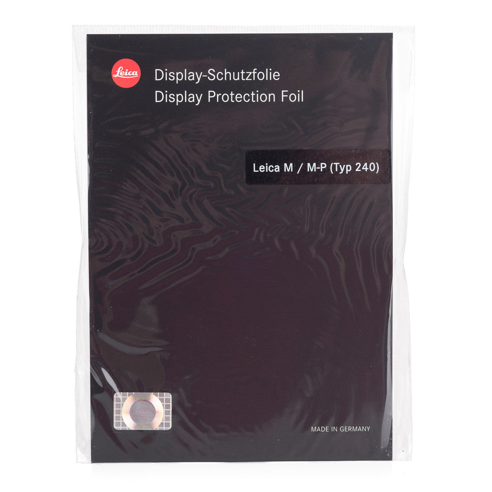 Leica Screen Protector Set  for M/M-P (Typ 240)