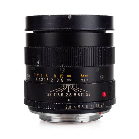 Used Leica Macro-Elmarit-R 60mm f/2.8 3-CAM V1 with Macro Adapter (1978)