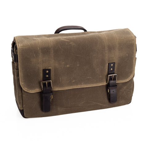Certified Pre-Owned ONA Union Street Camera and Laptop Bag - Ranger Tan