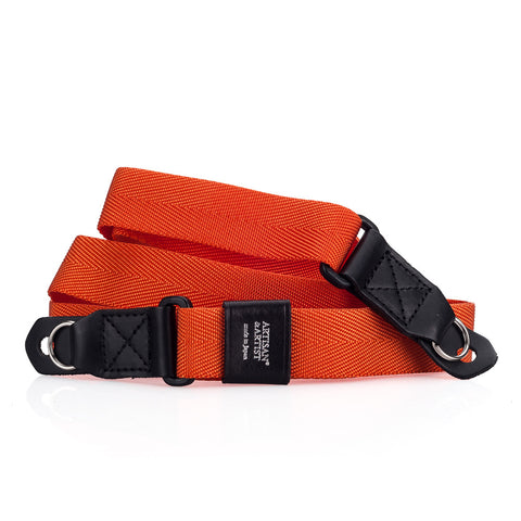 Artisan & Artist* ACAM E25R Easy Adjust Strap-Orange