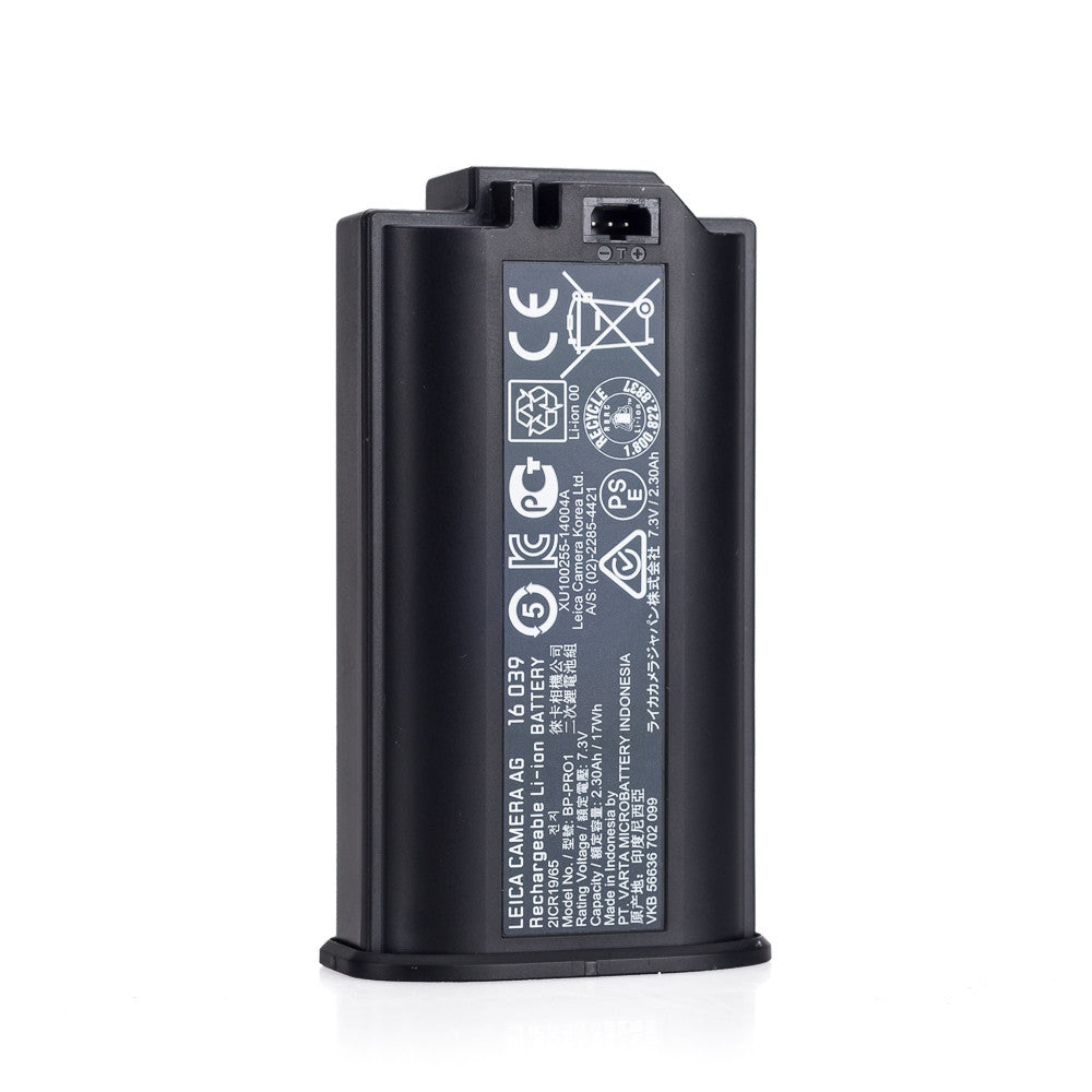Leica Camera Battery SBP PRO 1 for S (Typ 007)