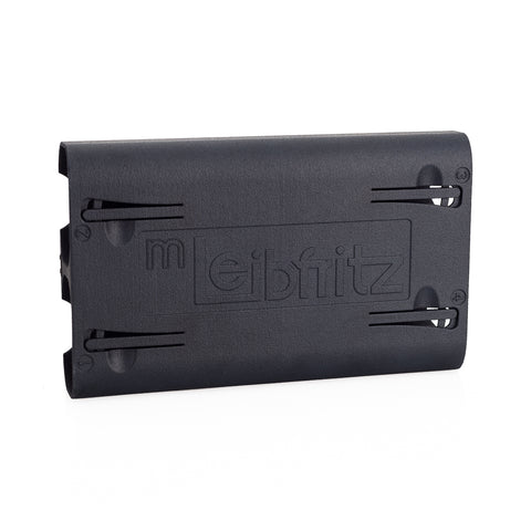 Battery Box, 4x for Leica S2, S006, S007, S3 Batteries (Black)