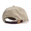 "Bulbul Hat embroidered on Adams ""Cool Crown"" hat, Khaki"