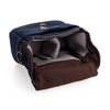ONA Bond Street Leather Camera Bag and Insert - Oxford Blue