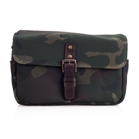 ONA Bowery Camera Bag - Camouflage
