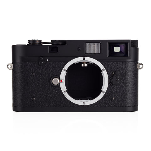 Certified Pre-Owned Leica M-A (Typ 127), black chrome