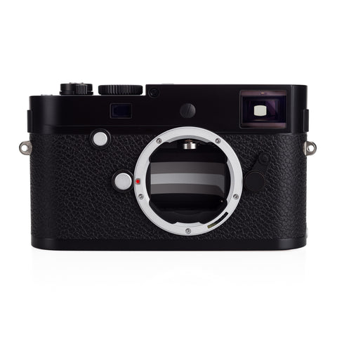 Certified Pre-Owned Leica M-P (Typ 240), Black Paint