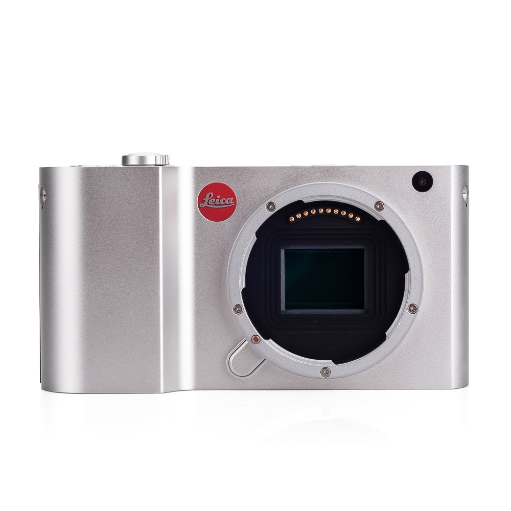 Used Leica TL, silver anodized finish
