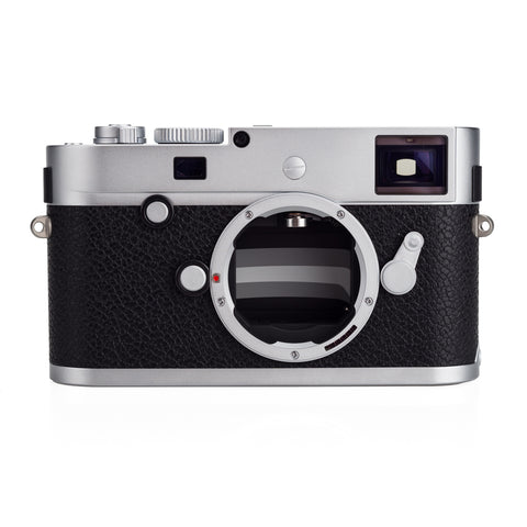 Certified Pre-Owned Leica M-P (Typ 240), Silver Chrome