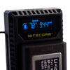 Nitecore USB Battery Charger ULM240 for Leica M/M-P (Typ 240), MM246