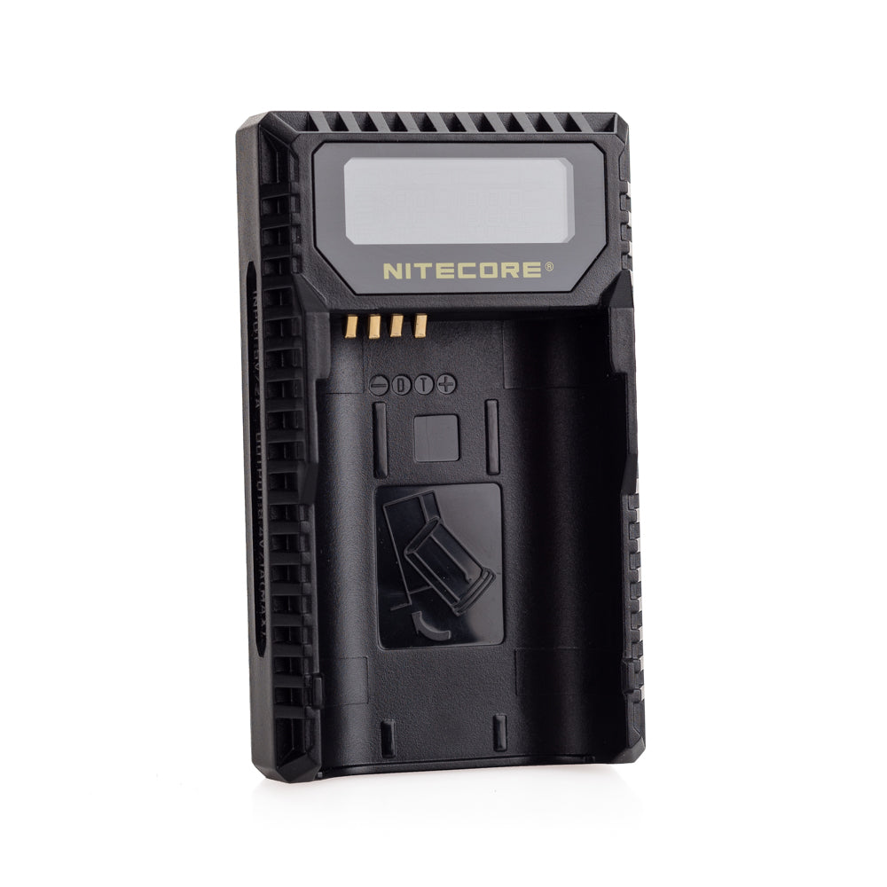 Nitecore USB Battery Charger ULSL for Leica SL (Typ 601)