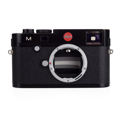 Used Leica M (Typ 240), Black Paint