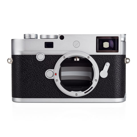 Used Leica M10-P, silver chrome