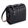 Arte di Mano Heritage Camera Bag - Minerva Black with Black Stitching
