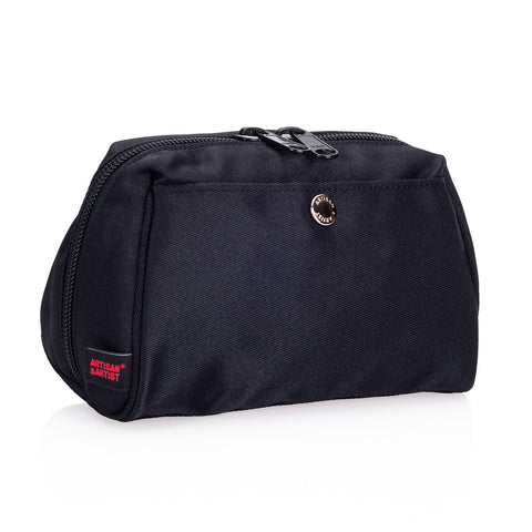 Artisan & Artist* 3WC-PR200 Black Canvas Bag