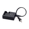 1 Foot Power Cord for Battery Chargers