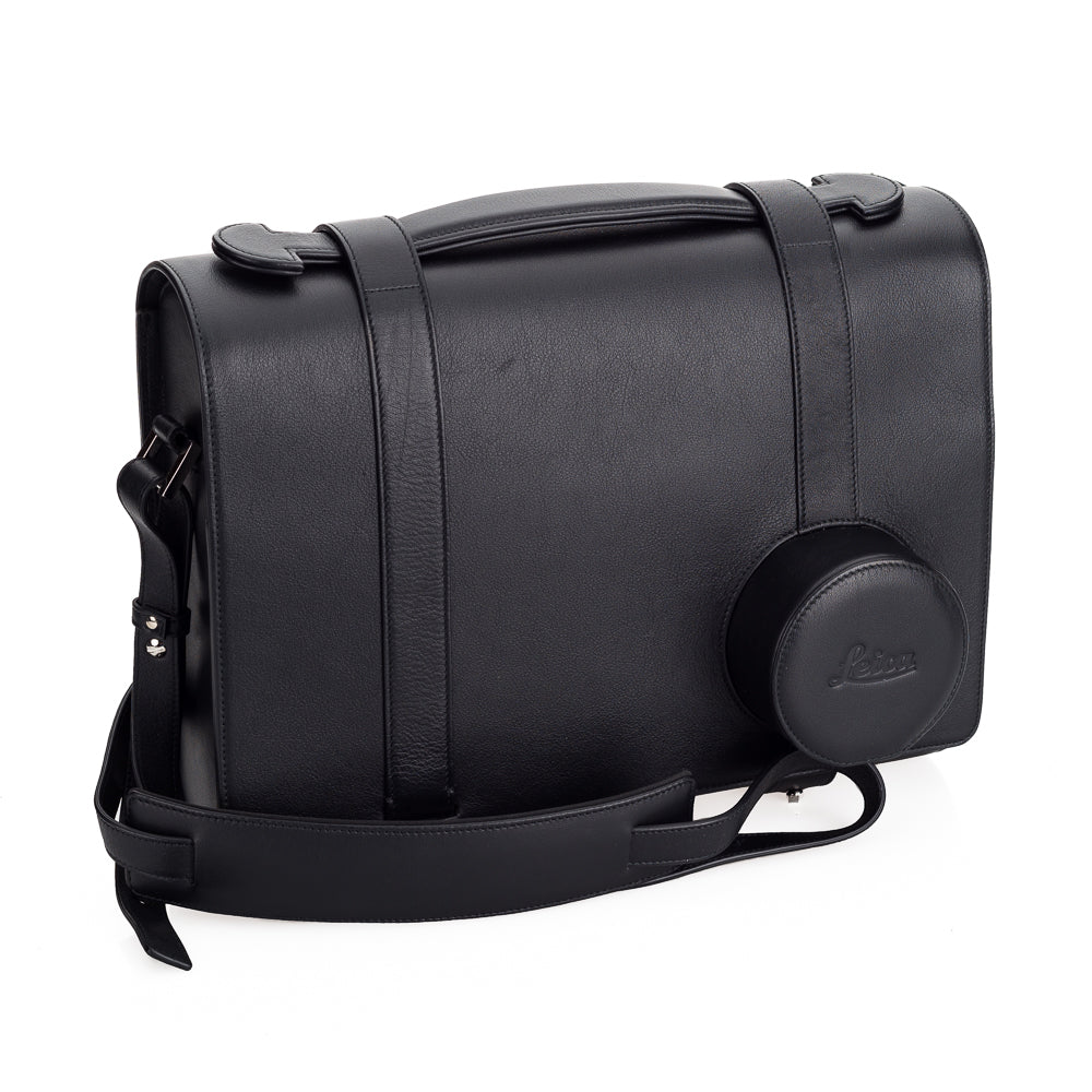 Used Leica Q Leather Day Bag, Black