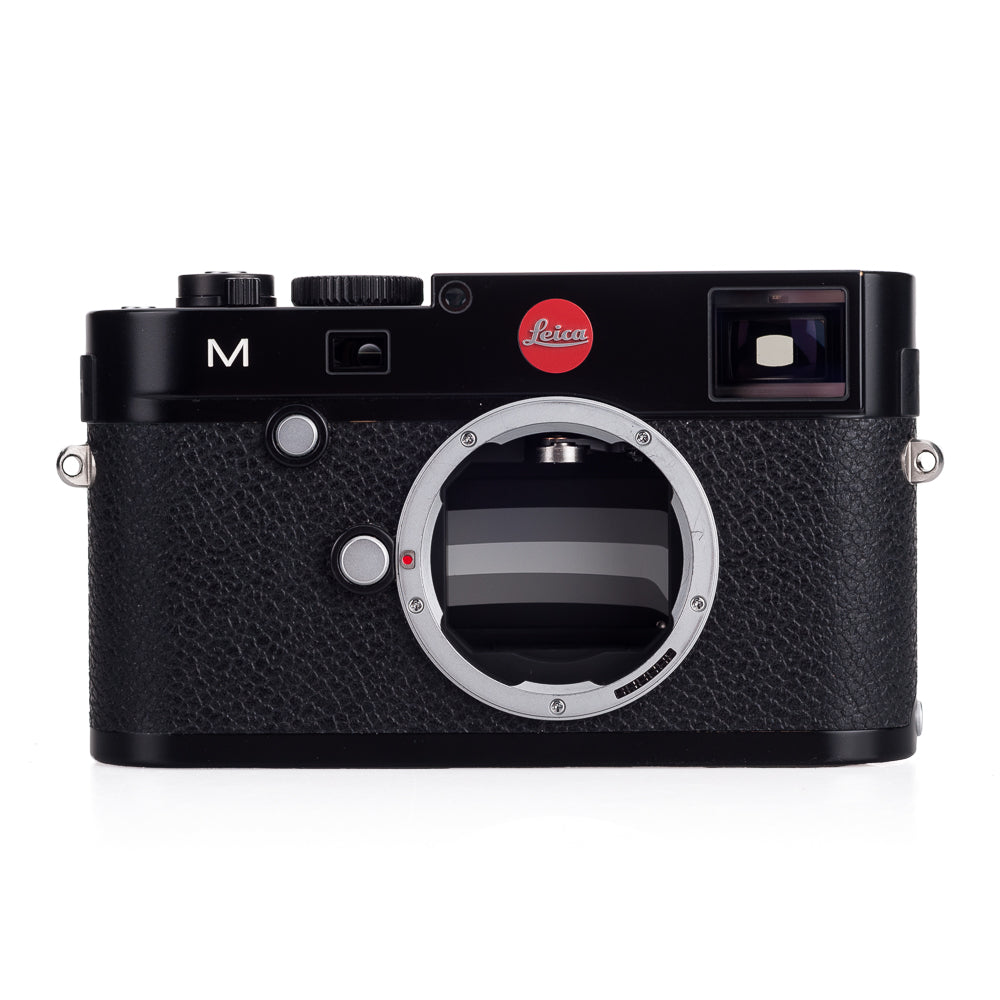 Used Leica M (Typ 240) - Black Paint - Extra battery, Thumbs Up