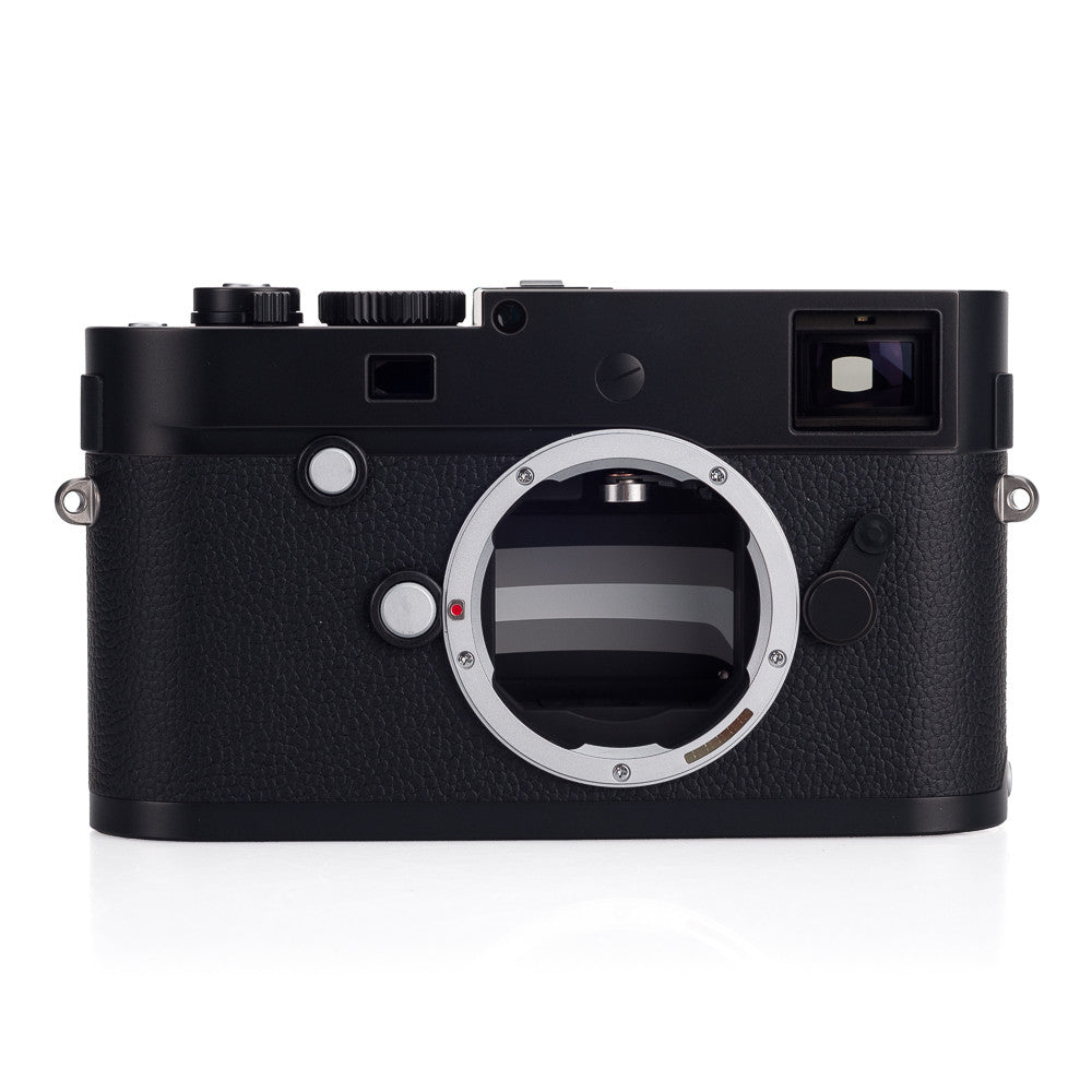 Certified Pre-Owned Leica M Monochrom (Typ 246) - Black Chrome